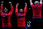 2016 Olympics. Table Tennis. Women's team doubles. Day One