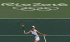 2016 Summer Olympics. Tennis. Women's doubles. Final
