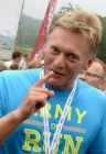 Charity run in support of Amur tiger and Far Eastern leopard in Vladivostok