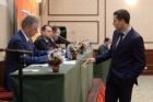 Election of Russian Athletic Federation President