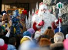 All-Russia's Father Frost visits Volgograd