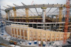 Central Stadium in Yekaterinburg renovated for 2018 FIFA World Cup