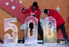 Sochi celebrates 500 days to 2018 FIFA World Cup