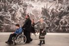 "Vasily Nesterenko's exhibition ""Our Glory - Russian Empire!"" unveiled"