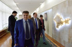 Delegation of European, Uktrainian politicians arrive in Crimea