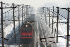West. Siberian Railway. 100th anniversary of Trans-Siberian Railway
