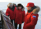 President Vladimir Putin's visit to Northwestern Federal District