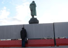 Renovation of Monument to Alexander Pushkin commences in Moscow