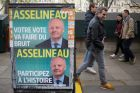 Presidential election campaign kicks off in France