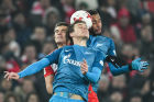 Russian Football Premier League. Spartak vs. Zenit