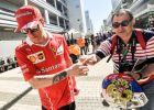 Preparations for Russian round of FIA Formula One World Championship