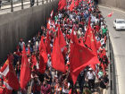 Peaceful rally in Lebanon on Worker Solidarity Day