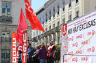 Events on International Workers' Solidarity Day abroad