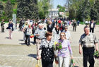 Memorial events for those killed on May 2, 2014 in Odessa