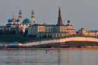 Russian cities. Kazan