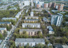 Five-storied apartment houses in Moscow covered by renovation program