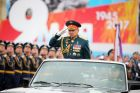 Military parade marking 72nd anniversary of Victory in 1941-45 Great Patriotic War