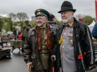 Moscow celebrates Victory Day