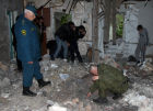 Nine buildings damaged by shelling in Donetsk and southern DPR