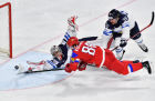 2017 IIHF World Championship. Bronze medal match