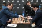 Chess. Moscow Grand Prix. Day Nine