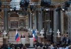 President Vladimir Putin's official visit to Paris