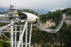 ZipLine ride opened in Sochi