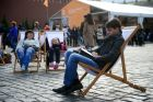 Red Square Book Festival. Day Two