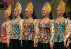 Alexandrov Song and Dance Ensemble's anniversary