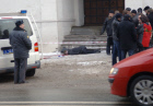 Lawyer Stanislav Markelov killed in central Moscow