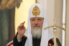 Russian Orthodox Patriarch Kirill