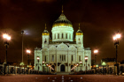 Moscow's Cathedral of Christ the Savior