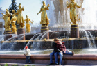Peoples' Friendship fountain re-opens after renovation