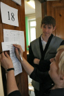 Unified State Examination in Novosobirsk school