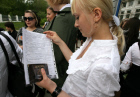 Unified State Examination in Novosibirsk school