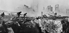 Stalingrad Battle Soldiers Attack Great Patriotic War