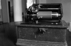 Antique sound recording device - a phonograph