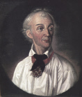 Portrait of Alexander Suvorov