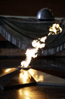 Eternal Flame passing ceremony, Moscow