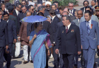 L.I.Brezhnev to visit Republic of India