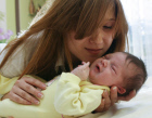 1000th child born in Kaliningrad in 2010