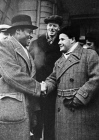 EISENSTEIN ROBESON MEETING