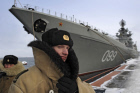 Peter the Great missile cruiser goes on new long voyage