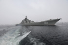 Peter the Great guided missile cruiser goes on new long voyage