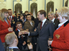 Dmitry Medvedev awards Paralympians