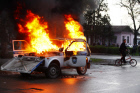 Clashes sweep through Bishkek