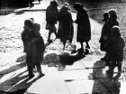 Residents of besieged Leningrad