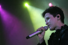 The Cranberries perform live in Moscow