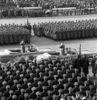 Military Parade on Red Square, 7 November 1966
