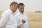 Dmitry Medvedev visits Republic of Mari El